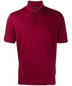 Z Zegna | Classic Polo Shirt Mens Size Large Cotton