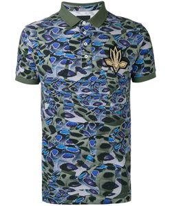 Les Hommes | Printed Polo Shirt Mens Size Large Cotton