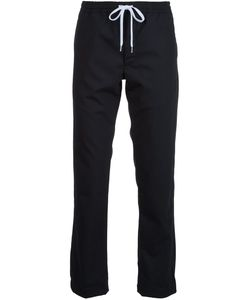 Second/Layer | Drawstring Tapered Trousers