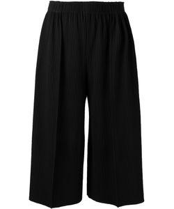 Issey Miyake Cauliflower | Ribbed Culottes Womens Polyester
