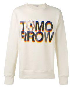 Stella McCartney | Tomorrow Print Sweatshirt Mens Size Xl Cotton