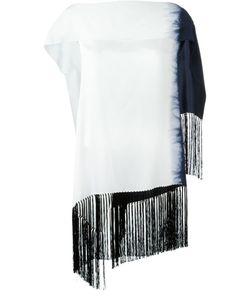 Dusan   Tie-Dye Asymmetric Top