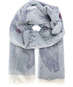 Friendly Hunting | Printed Cashmere Scarf
