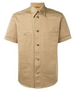 Barena   Multi-Pocket Shirt Mens Size 52 Cotton