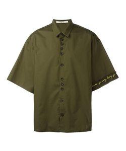 Damir Doma | Short-Sleeve Shirt Mens Size Medium Cotton