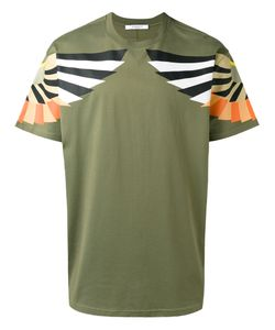 Givenchy | Shoulder Print T-Shirt Mens Size Xs Cotton