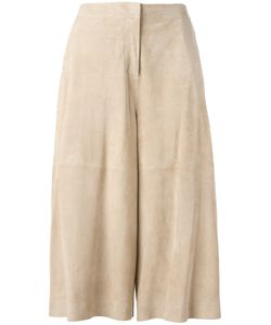 Desa | 1972 Cropped Pants Womens Size 38 Suede