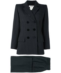 Saint Laurent | Yves Vintage Pinstripe Two Piece Suit Size 40