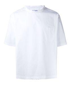 Comme Des Garçons | Shirt Open Collar Boxy T-Shirt Mens Size Xs