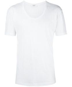 Ports   1961 Follow Me Print T-Shirt Mens Size Xs Cotton/Linen/Flax/Modal