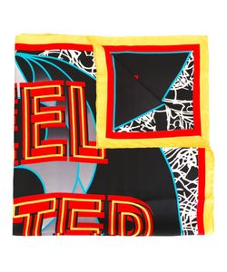 House Of Voltaire   Mark Titchner Feel Better Now Scarf