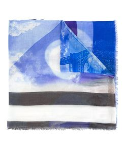 Lily And Lionel   Seine Blues Scarf