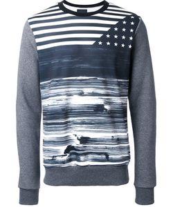 Yoshio Kubo | Flag Print Sweatshirt