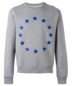 Études Studio   Embroidered Star Sweatshirt