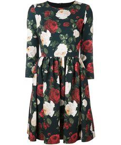 Blugirl | Flared Floral Dress