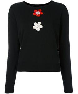Blugirl | Floral Embroidered Jumper