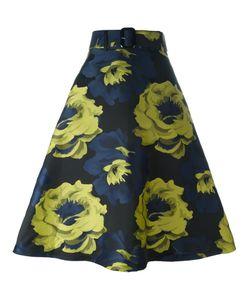 Blugirl | A-Line Floral Skirt