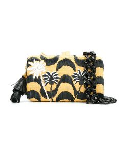 Serpui | Embroidered Woven Clutch