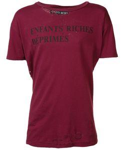 Enfants Riches Deprimes | Distressed T-Shirt