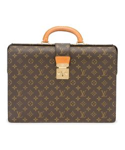 Louis Vuitton Vintage | Logo Print Briefcase
