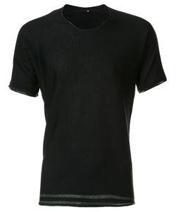 Label Under Construction | Hem Detail T-Shirt