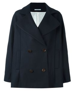 Dusan   Short Double-Breasted Coat