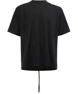 Y / Project   Closed Neck T-Shirt Mens Size Small Spandex/Elastane/Viscose