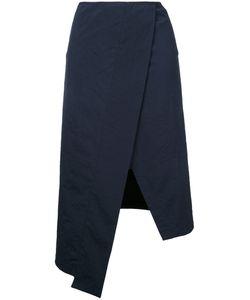 En Route   Wrap Skirt Womens Size 2 Nylon