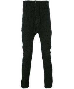 11 By Boris Bidjan Saberi | Distressed Slim-Fit Jeans Size Small