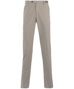 Pt01 | Straight-Cut Chinos Mens Size 50 Cotton/Spandex/Elastane