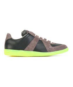Maison Margiela | Replica Sneakerro Mens Size 40 Calf Leather/Calf Suede/Leather/Cotton