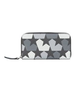 Ports   1961 Camouflage Star Wallet Mens Calf Leather/Pvc