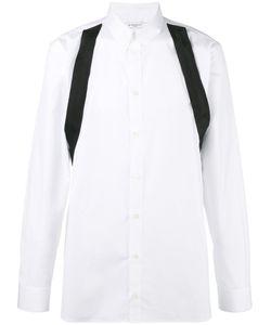Givenchy | Harness Detail Shirt Mens Size 43 Cotton/Acrylic/Polypropylene