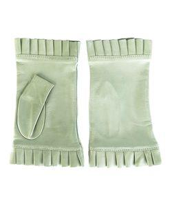 Gala | Fingerless Frilly Gloves