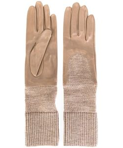 Gala | Knitted Cuff Gloves