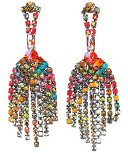 Tom Binns | Riot Of Colour Earrings
