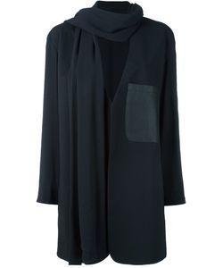 Dusan   Scarf Collar Coat