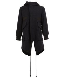 Song For The Mute | Zip Up Hooded Coat