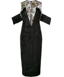 Sophie Theallet | Sheer Embellished Panel Dress