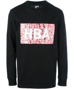 Hood By Air | Logo Print Sweatshirt