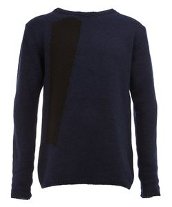 Song For The Mute | Colour Block Jumper