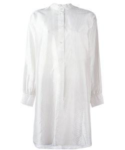 Dusan   Striped Shirt Dress