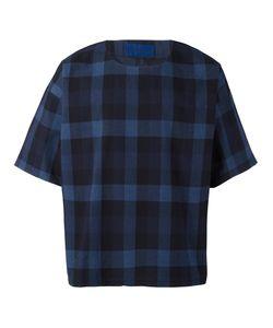 Études Studio   Woven Check T-Shirt