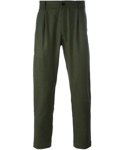 Études Studio   Pleat Front Tailored Trousers