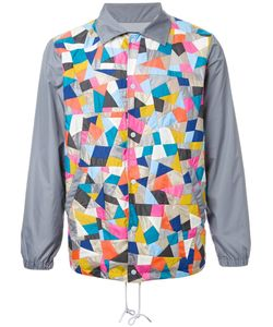 Anrealage | Patchwork Coach Jacket
