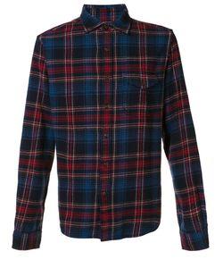 Alex Mill | Cabin Plaid Flannel Shirt