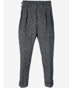 Wooster + Lardini | Cropped Trousers