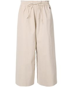 Toogood | Wide Leg Cropped Trousers