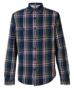 Alex Mill | Twill Plaid Chore Shirt