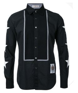 Education From Youngmachines | Star Print Shirt